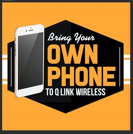 Bring Your Own Phone to Q Link