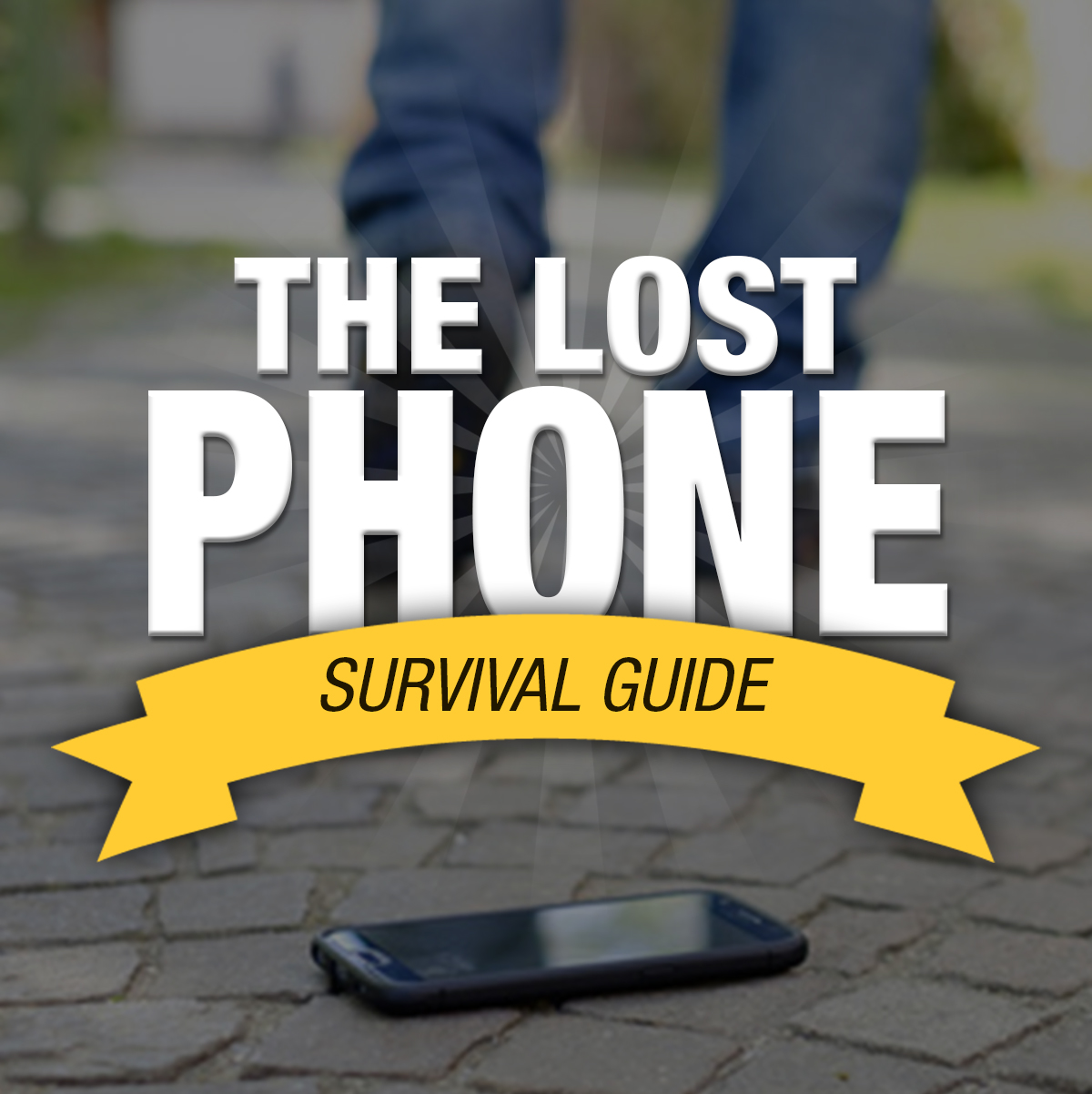 Q Link's Lost Phone Survival Guide