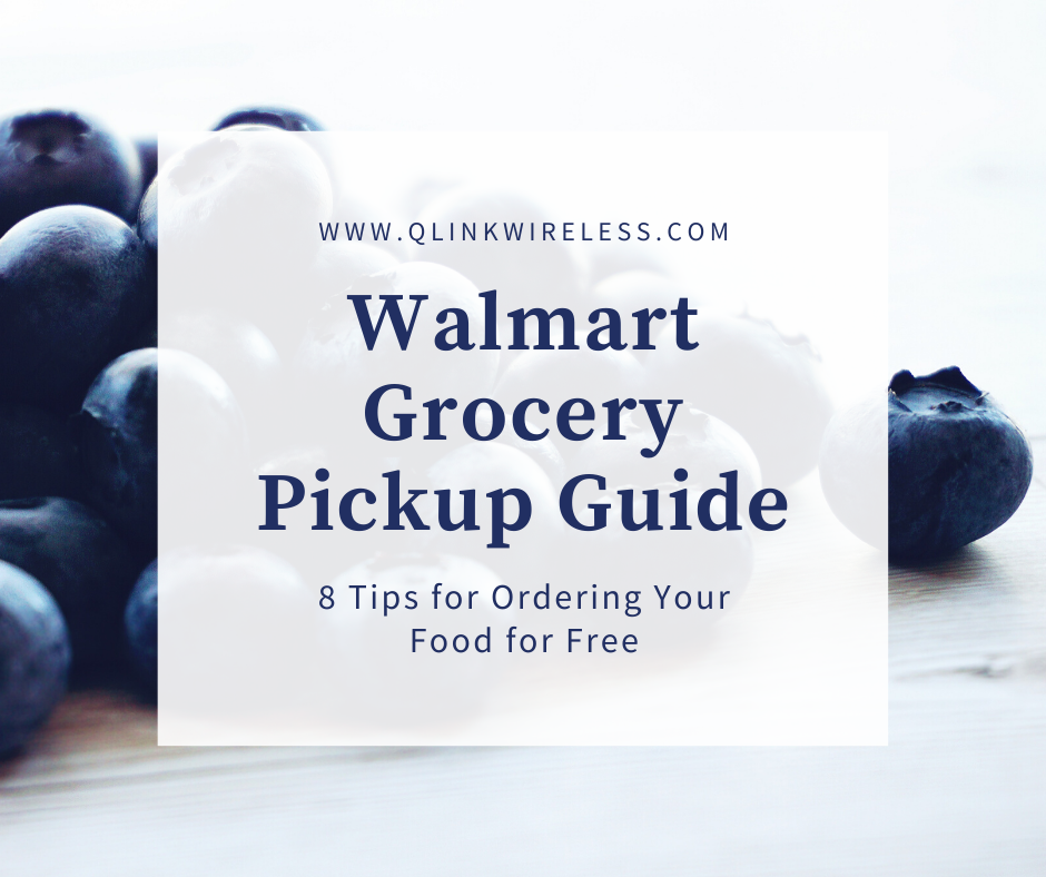 Walmart Grocery Pickup Guide