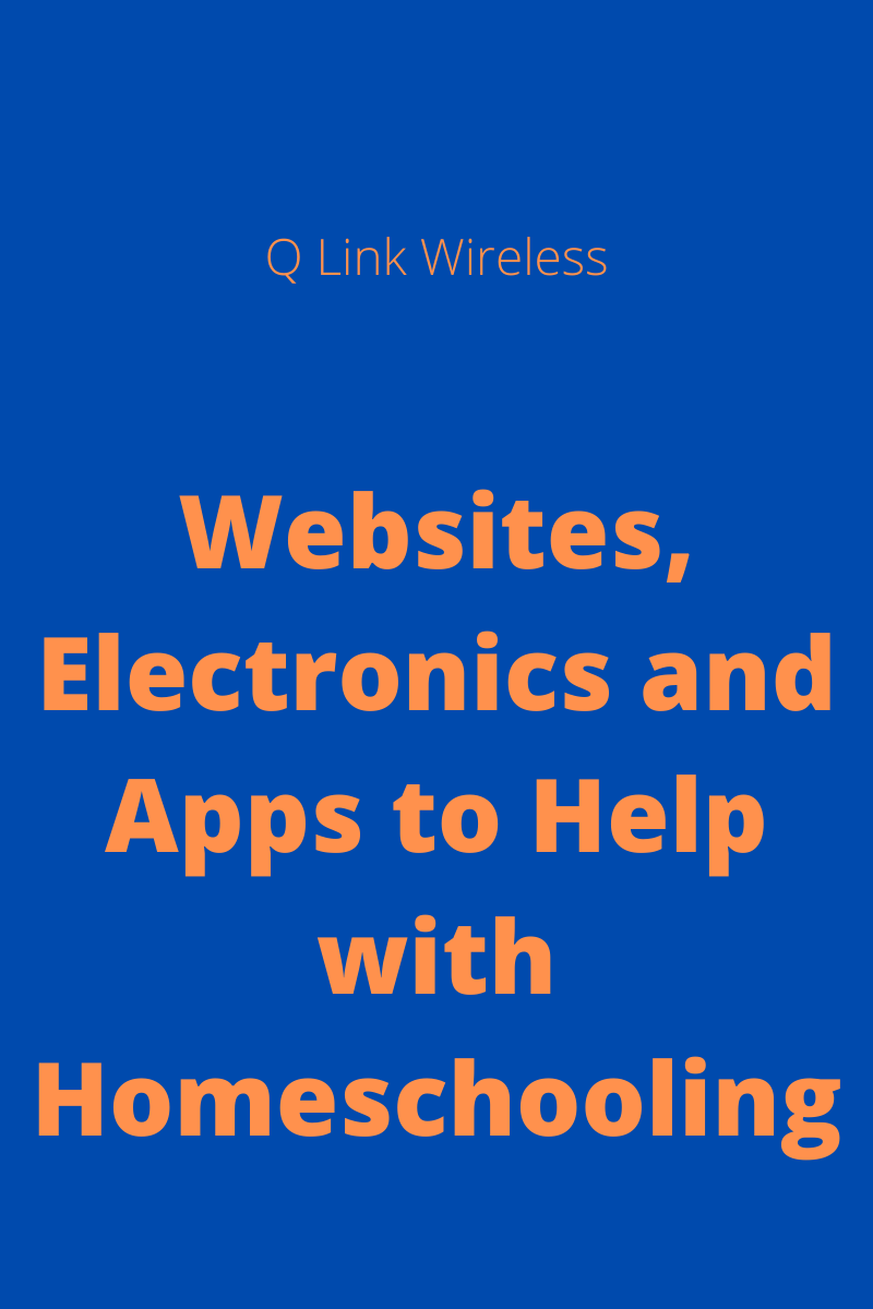 Apps to help with homeschooling