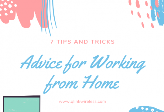 advice for working from home