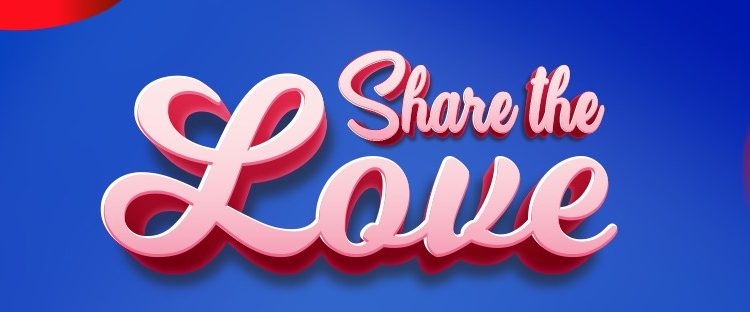 ShareTheLoveContestLogo